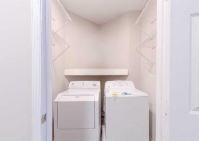 The Myrtles at Olde Towne-washing machine